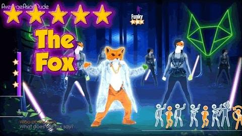 Just Dance 2015 - The Fox (What Does The Fox Say?) - 5* Stars