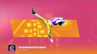 Just Dance 2018 (Unlimited) You Spin Me Round (Like A Record)