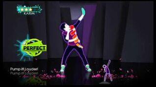 Just Dance 3 - Pump It 5 étoiles ⭐️⭐️⭐️⭐️⭐️
