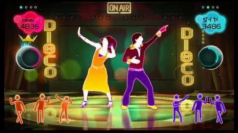 Kimi Ni Bump (No Audio) - Just Dance Wii