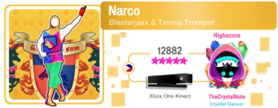 Narco M617Score