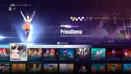 Primadonna jd2016 menu