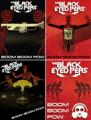 BoomBoomPow flyers