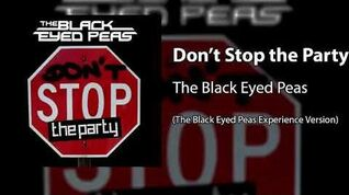 Don't Stop the Party (The Black Eyed Peas Experience Version)