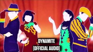 Dynamite (Official Audio) - Just Dance Music