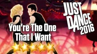 Just Dance 2016 - You're The One That I Want - 5 stars