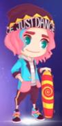 Standard chibi avatar 4