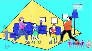 Watch Me (Whip Nae Nae) (Family Battle Version) - Just Dance 2019
