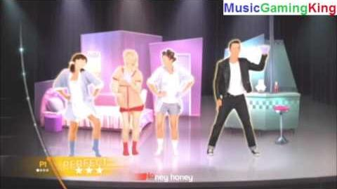 "ABBA You Can Dance Gameplay - ""Honey, Honey"" - High Score Of 2,747 Points"