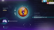 GiddyOnUp jd3 menu (Xbox)
