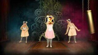 Hickory Dickory Dock - Just Dance Kids 2014 (No GUI)