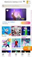 Starshipsalt jdnow menu phone 2020