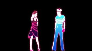 Sway (Quién Será) - Just Dance 2 (Extraction)