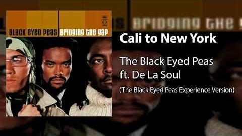 Cali to New York (The Black Eyed Peas Experience Version)