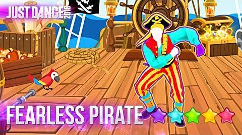 Fearless Pirate (Kids Mode) - Just Dance 2018