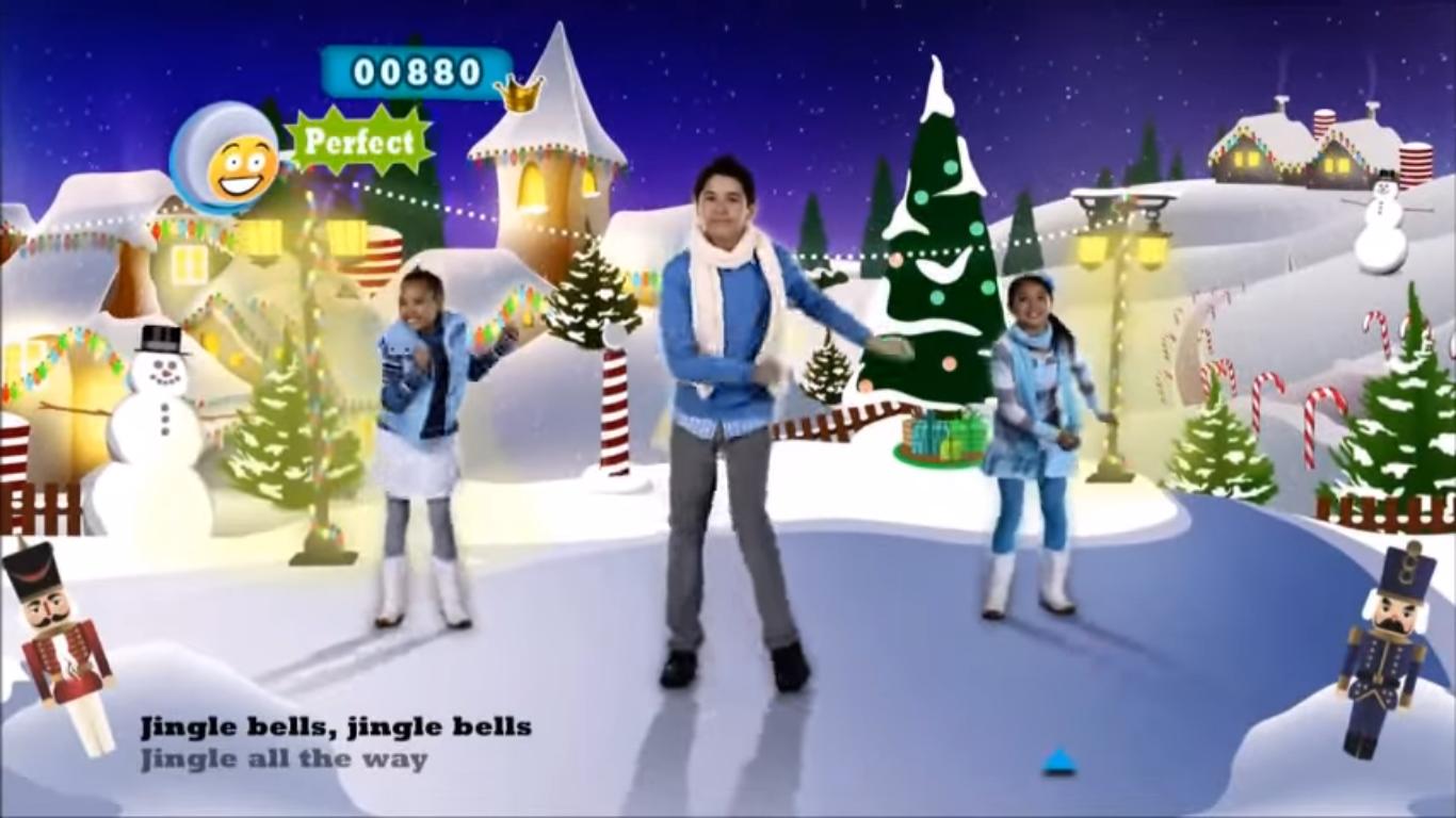 bell jingle bell jingle all the way
