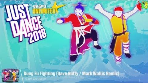 Just Dance 2018 Kids - Kung Fu Fighting
