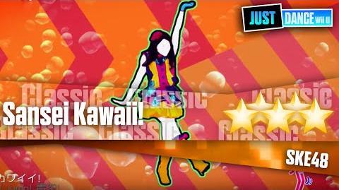 Sansei Kawaii! - SKE48 - Just Dance Wii U