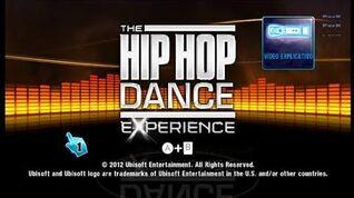 The Hip Hop Dance Experience | Just Dance Wiki | FANDOM