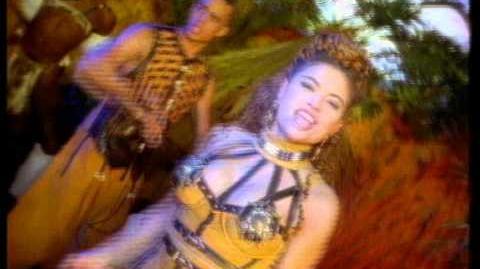 2UNLIMITED Tribal Dance (RAP VERSION) OFFICIAL VIDEO