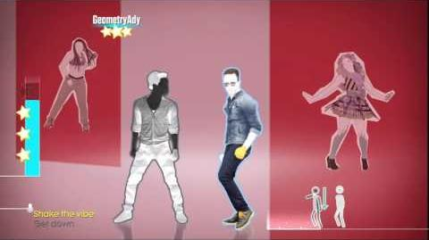 Blurred Lines - Just Dance 2017 (Unlimited)
