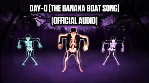 Day-O (The Banana Boat Song) (Official Audio) - Just Dance Music