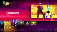 GangnamStyleDLC jd2017 menu