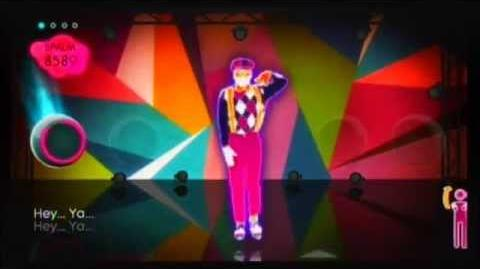 Just Dance 2 Solo Medley 1