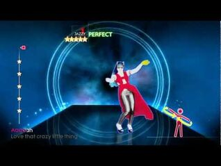Just Dance 4 - Crazy Little Thing - Anja - All Perfects!