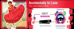 KIDSAccidentallyInLove M617Score