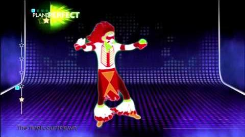 The Final Countdown Just Dance 4 MashUp