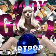Artpop LadyGagaAlbumCover