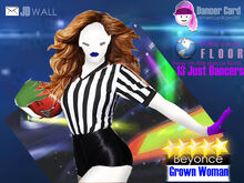 Fanmade Just Dance Game by AmericanRain089