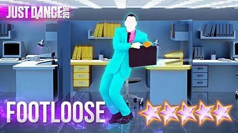 Footloose - Just Dance 2018