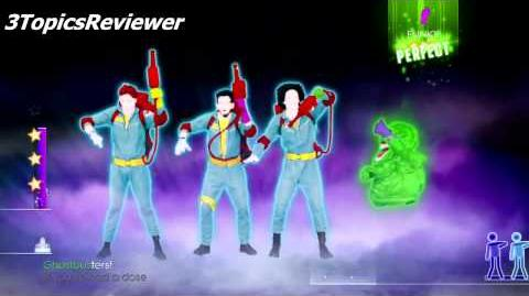 Just Dance 2014 - Ghostbusters (Classic 5 Stars) PS4