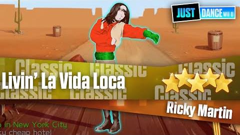 Livin' La Vida Loca - Ricky Martin Just Dance Wii U