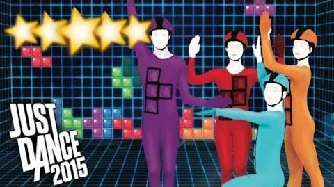 Tetris - Just Dance 2015