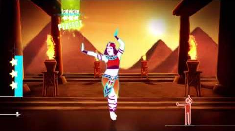 Walk Like an Egyptian - Just Dance 2016