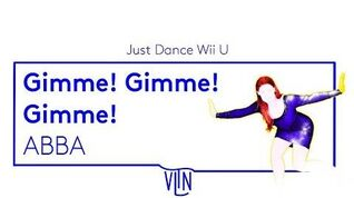Gimme! Gimme! Gimme! (A Man After Midnight) - Just Dance Wii U