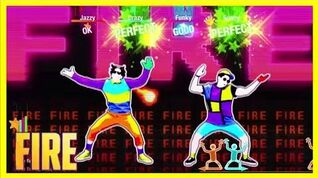 Just Dance 2019 Fire 4 Players