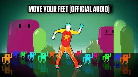 Move Your Feet (Official Audio) - Just Dance Music
