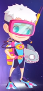 Standard chibi avatar 6