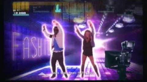Fashion Beats - The Black Eyed Peas Experience (Wii)