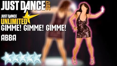 Gimme! Gimme! Gimme! (A Man After Midnight) (ABBA You Can Dance) - Just Dance 2017