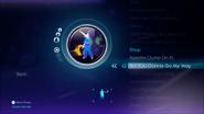 Gonnagomyway jd3 menu xbox