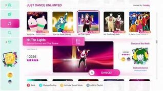 Just Dance 2020 (Unlimited) Hit The Lights 5*'s Gameplay