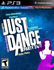JustDanceParty247PS3