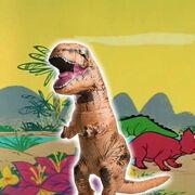 Dinosaur SQUARE