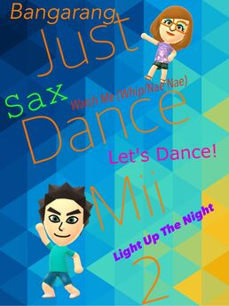 Justdancemii2officalcover