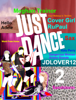 Just Dance JDLOVER12 2 Cover